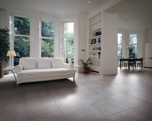 Piastrelle soggiorno - Ceramiche Refin