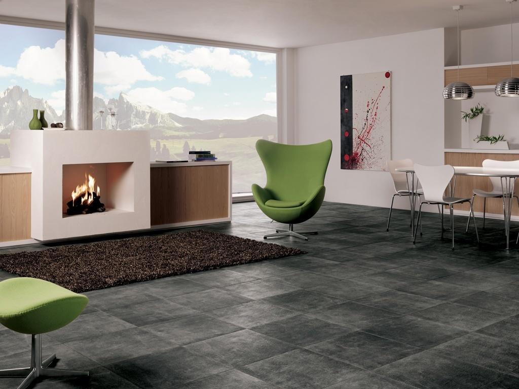 Piastrelle soggiorno: pavimenti in grès porcellanato