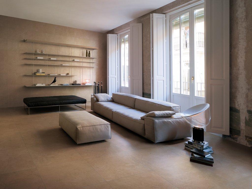 Pavimenti Per Soggiorno E Cucina : Pavimenti per soggiorno e cucina: piastrelle per cucina moderna con