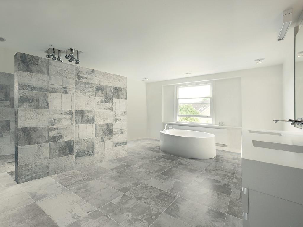 Small Concrete Bathtub