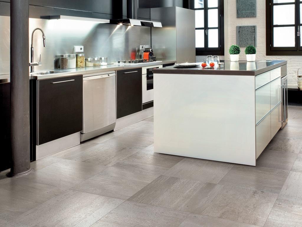 piastrelle effetto legno in gres porcellanato - wood² - Gres Porcellanato Cucina Moderna