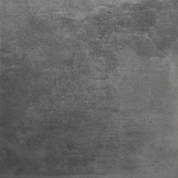 Piastrelle in gres porcellanato effetto cotto cemento - Piastrelle grigio scuro ...