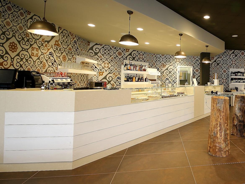 Piastrelle per ristoranti e locali