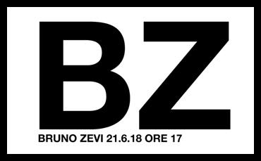 Conferenza su Bruno Zevi