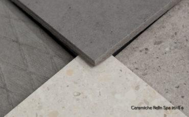 Gres porcellanato effetto pietra ceramiche refin