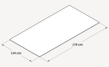 Piastrelle 120x278