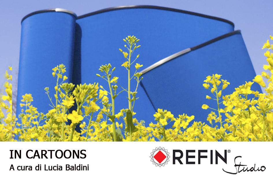 Progetto fotografico al Refin Studio